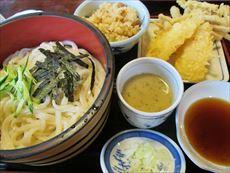 加須子亀の冷や汁