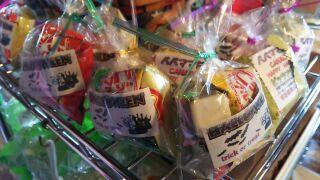 カナディアンロッキーハロウィンお菓子