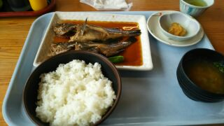 千葉県保田にある漁港直営の「ばんや」
